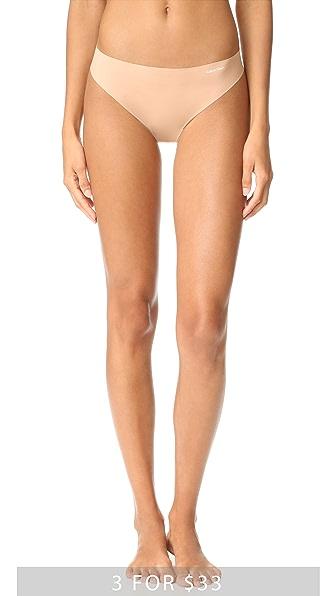 Calvin Klein Underwear Трусики-танга Invisibles