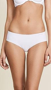 Calvin Klein Underwear Invisibles Hipster Panties