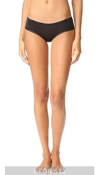 Calvin Klein Underwear Трусики с низкой талией Bottoms Up