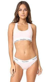 Calvin Klein Underwear Modern Cotton 休闲文胸