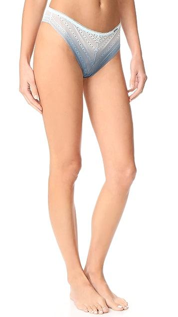 Calvin Klein Underwear Ombre 5 Pack Thong