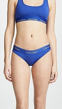 Calvin Klein Underwear. Modern Cotton Bikini Briefs