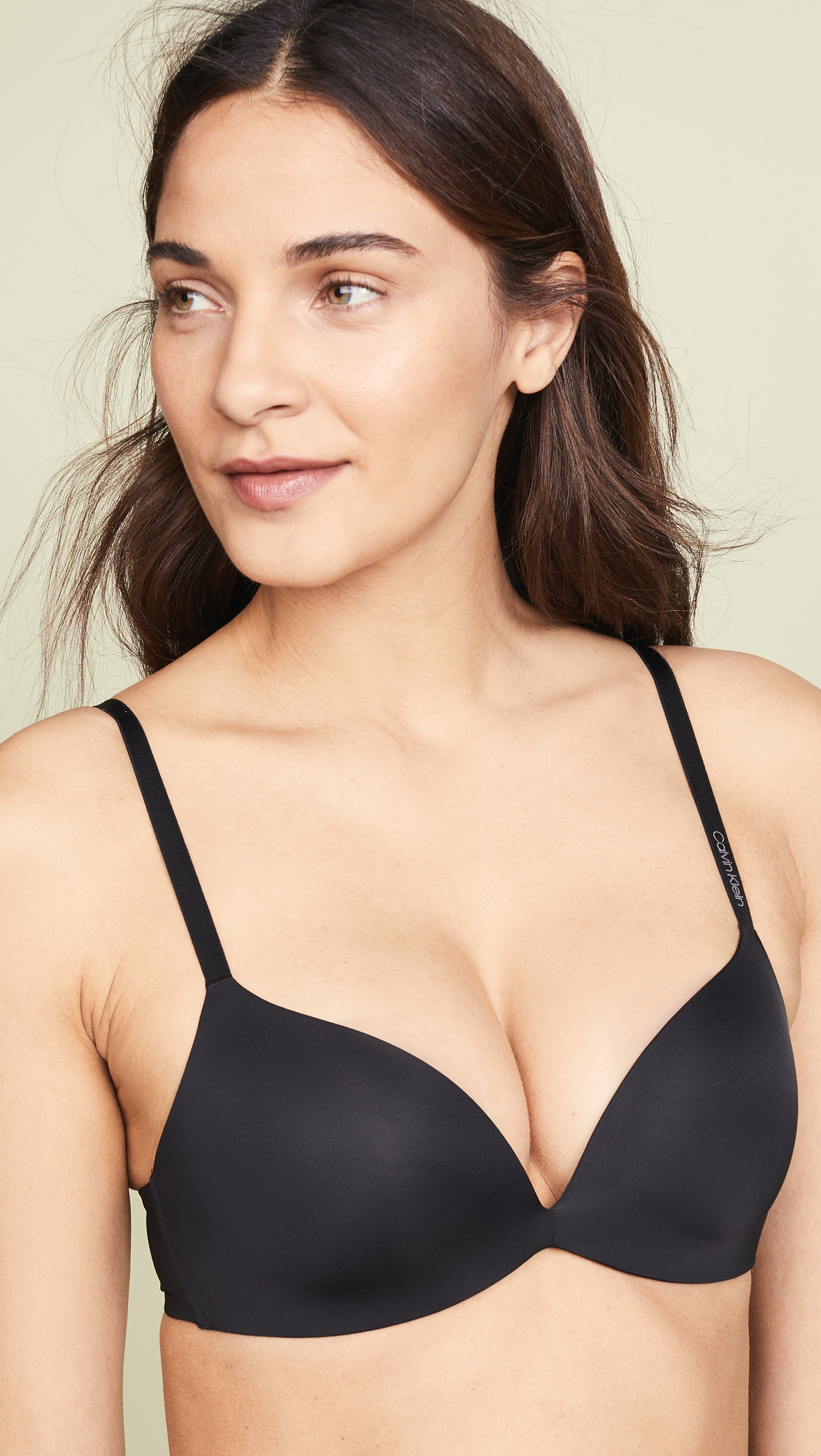 a530d41c36 Calvin Klein Underwear Form Push Up Bra