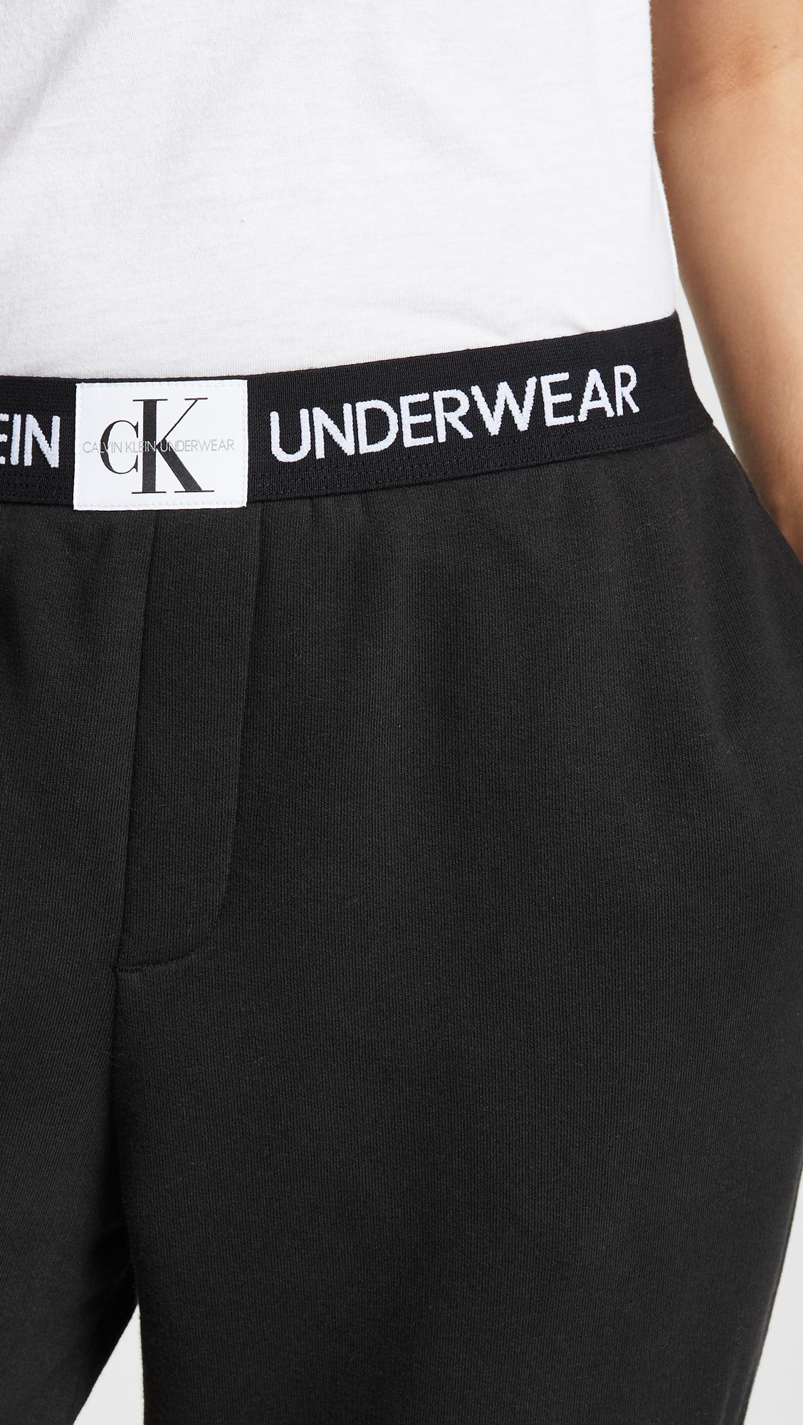 839a39ba561f7 Calvin Klein Underwear Monogram Lounge Joggers   SHOPBOP