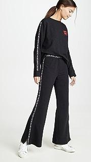 Calvin Klein Underwear Яркие домашние пижамные брюки 1981