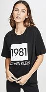Calvin Klein Underwear 1981 Bold Lounge Tee