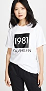 Calvin Klein Underwear 1981 醒目居家 T 恤