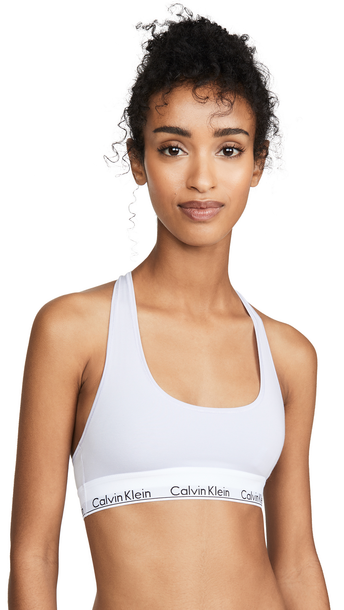 Buy Calvin Klein Underwear online - photo of Calvin Klein Underwear Modern Cotton Unlined Bralette