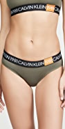 Calvin Klein Underwear 1981 Cotton Bikini Briefs