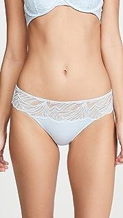 Calvin Klein Underwear Perfectly Fits Iris Lace Bikini