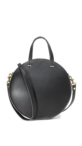 Clare V. Petite Alistair Bag In Black