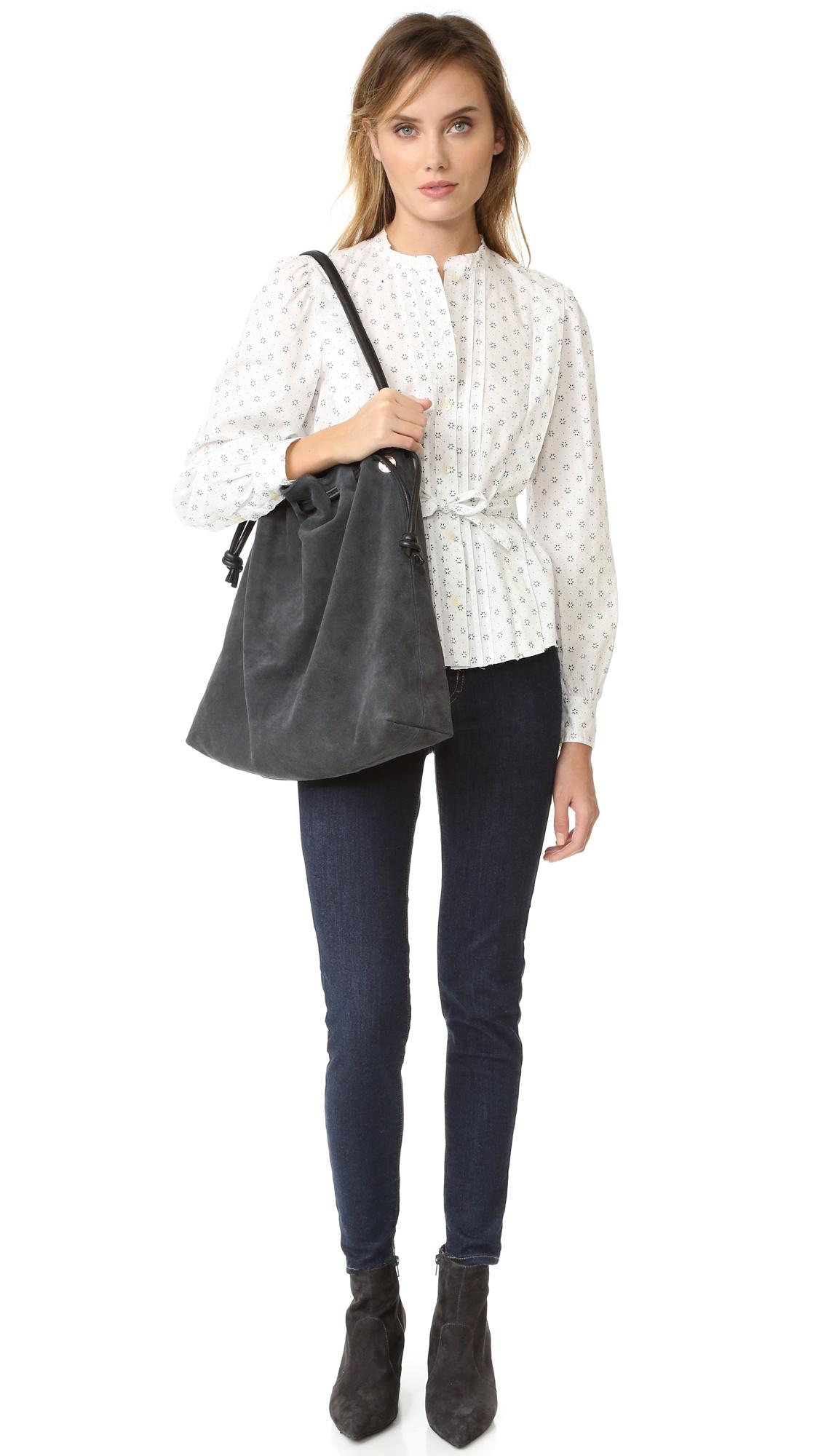 Clare Vivier Henri Drawstring Bag GJrwB3ofR