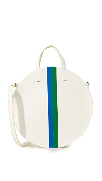 Clare V. Alistair Circle Bag