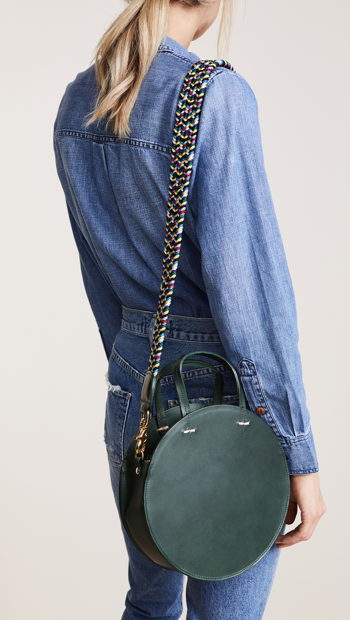 351e976e706 Clare V. Petit Alistair Multi Strap Bag | SHOPBOP