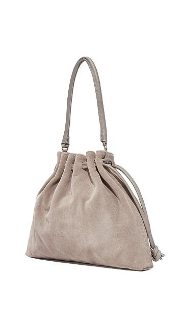 Clare V. Henri Maison Drawstring Bag