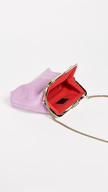 Clare V. Flore Frame Cross Body Bag