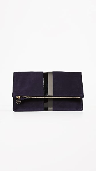 Clare V MARGOT FOLD OVER CLUTCH