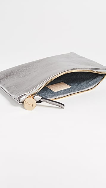 Clare V. Wallet Clutch