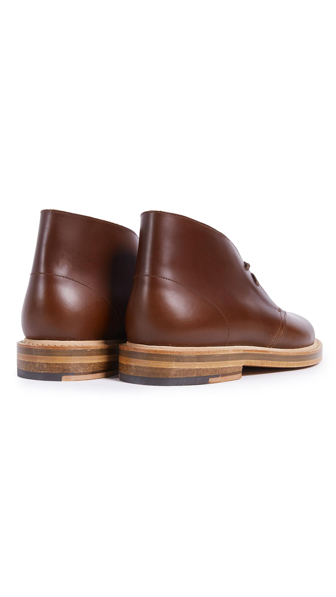 57b9b419e6e Clarks Desert Welt Leather Boots