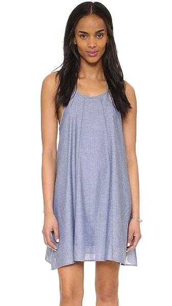 Clayton Chambray Leah Dress - Chambray at Shopbop