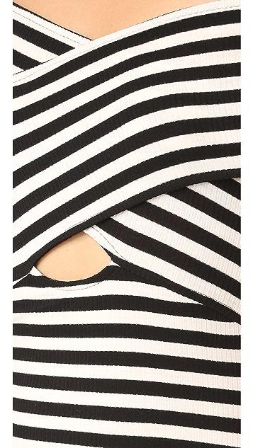 CLAYTON Capri Stripe Mindy Dress
