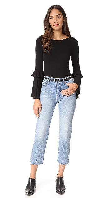 CLAYTON Lacie Thong Bodysuit