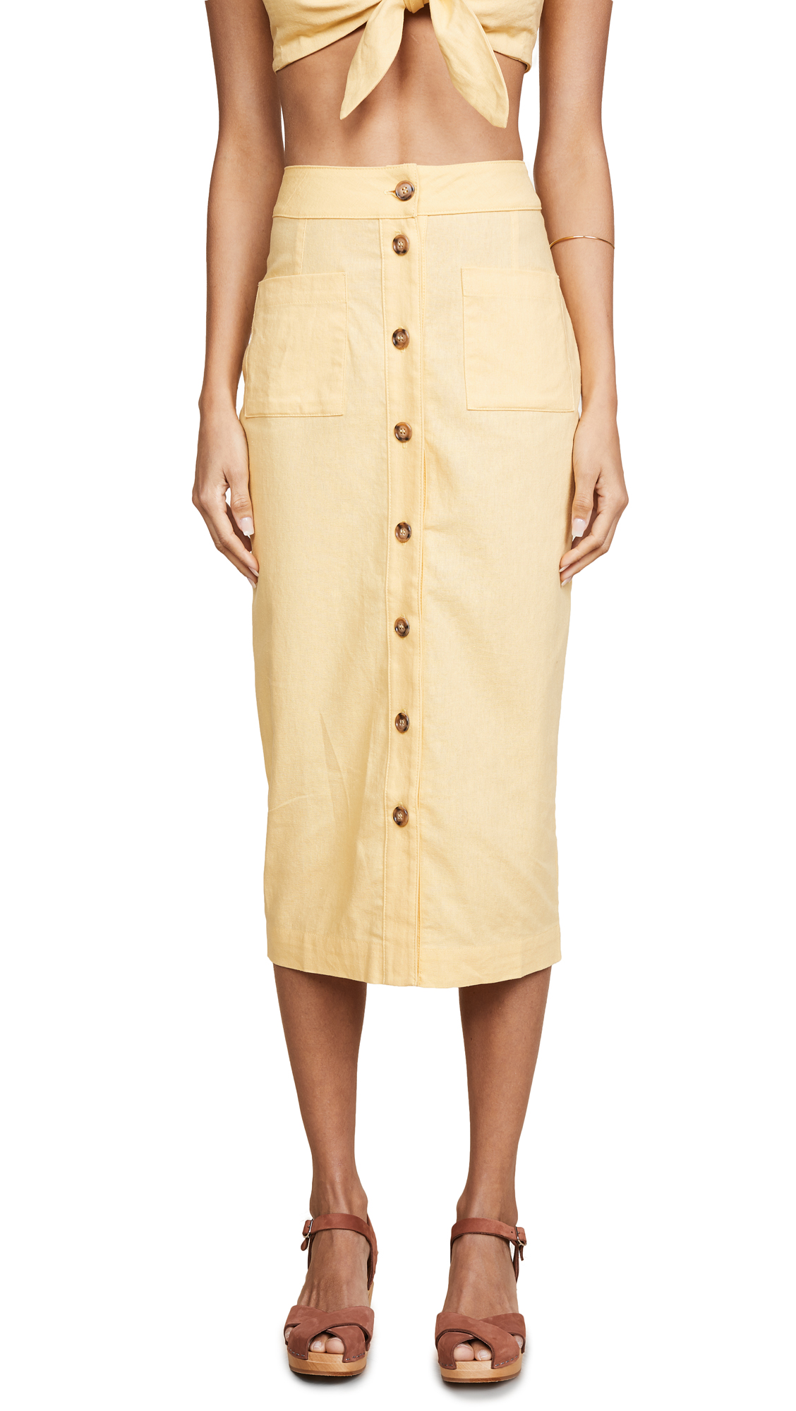 CLAYTON BECKER SKIRT