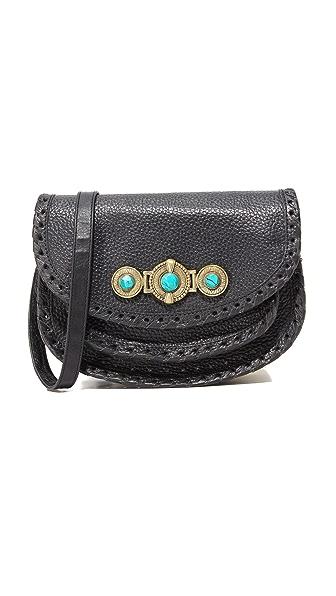 Cleobella Tanna Mini Saddle Bag