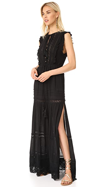 Cleobella Milonga Dress In Black