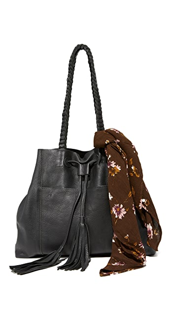 Cleobella Renzo Tote with Scarf