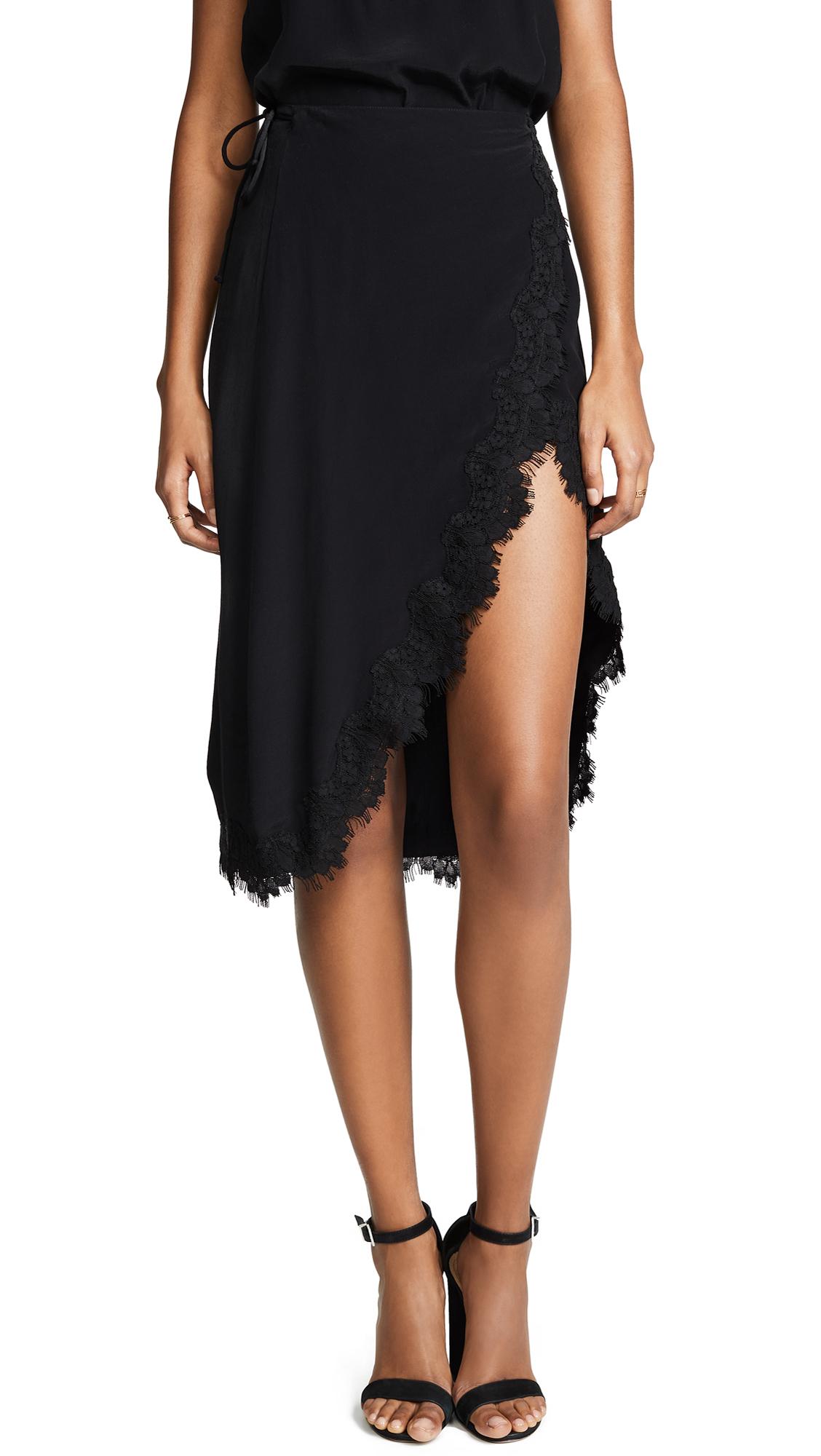 CLEOBELLA Josephine Skirt in Black
