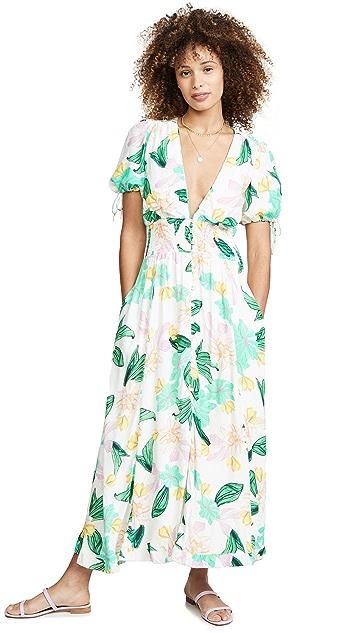 Cleobella Olivia Midi Dress