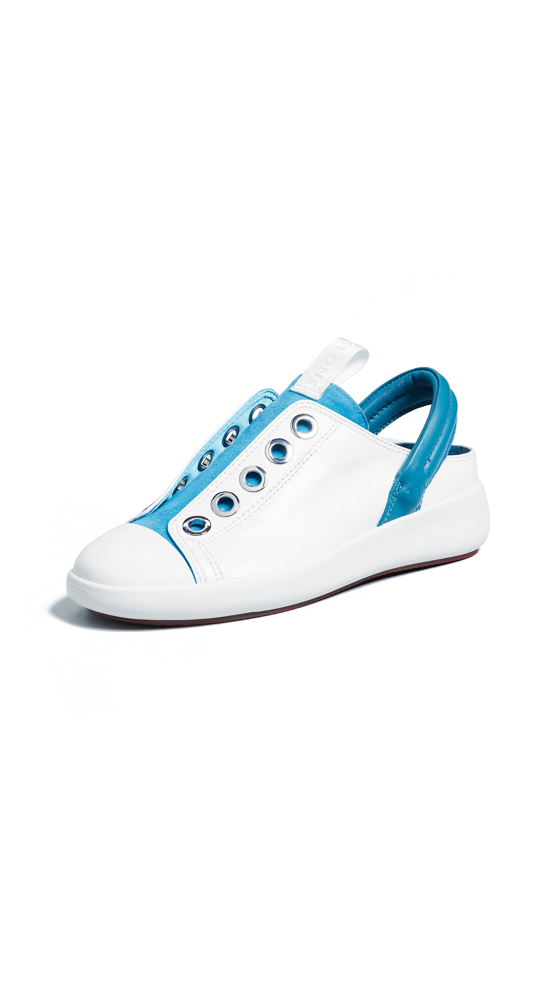 CLONE Moonstone Sneakers - White/Light Blue