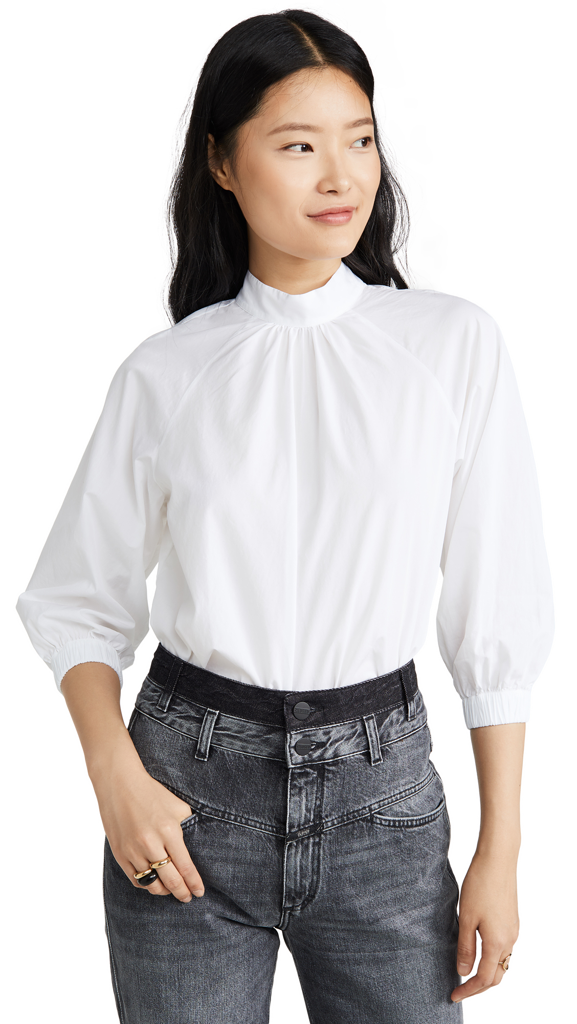 Buy Closed online - photo of Closed Cressida Top
