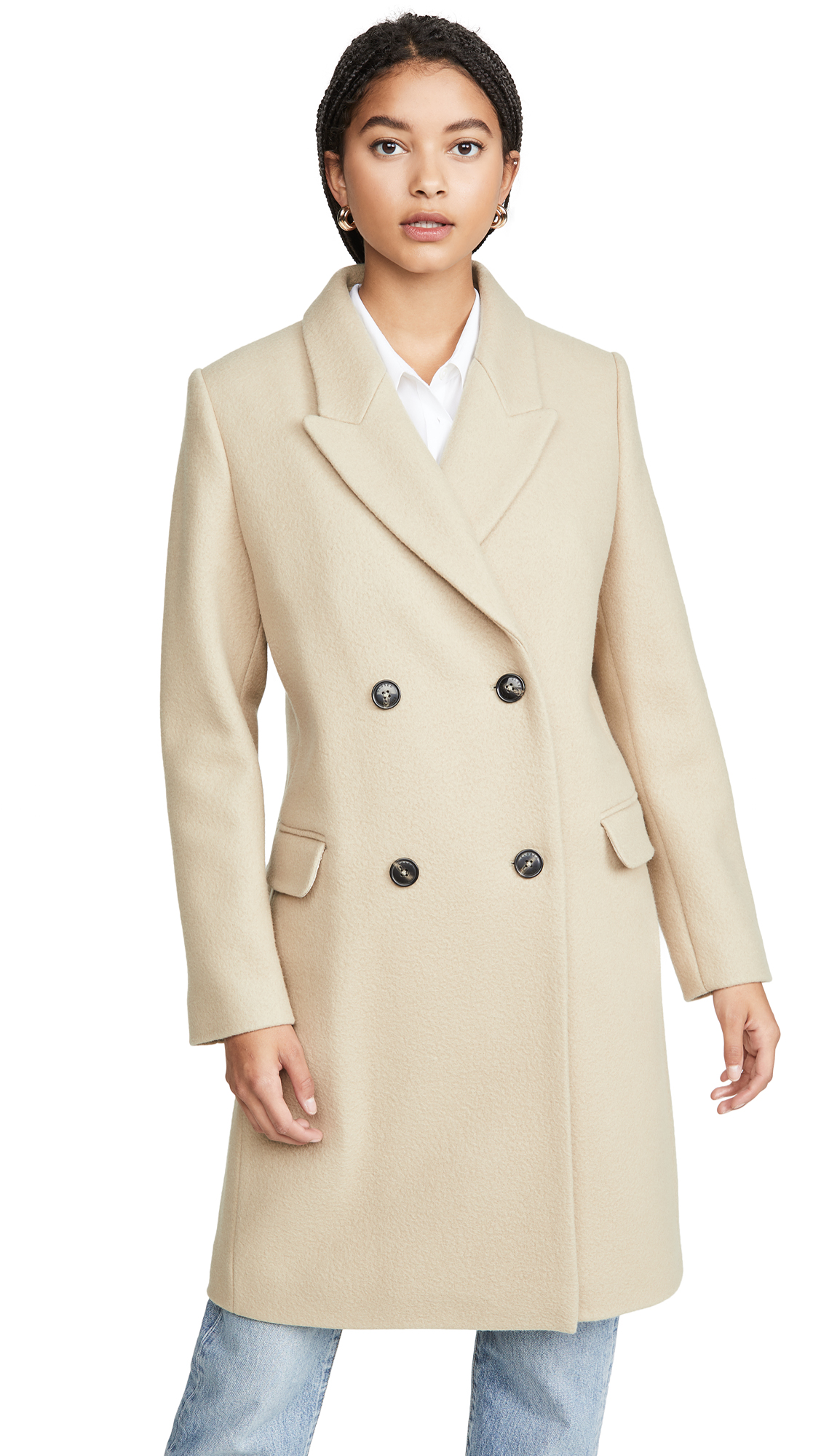 Buy Closed online - photo of Closed Cross Coat