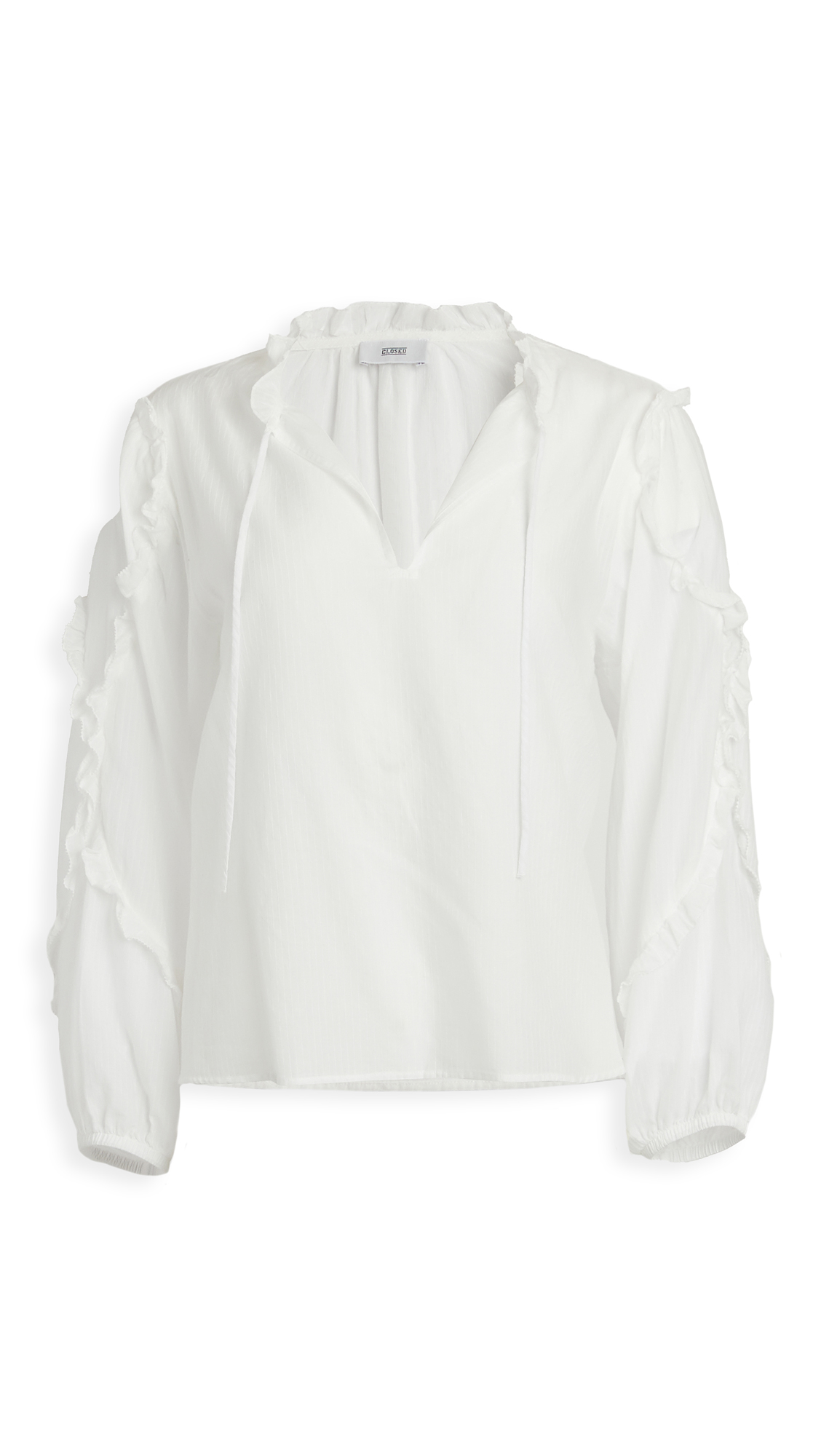 Closed Nell Top - 30% Off Sale