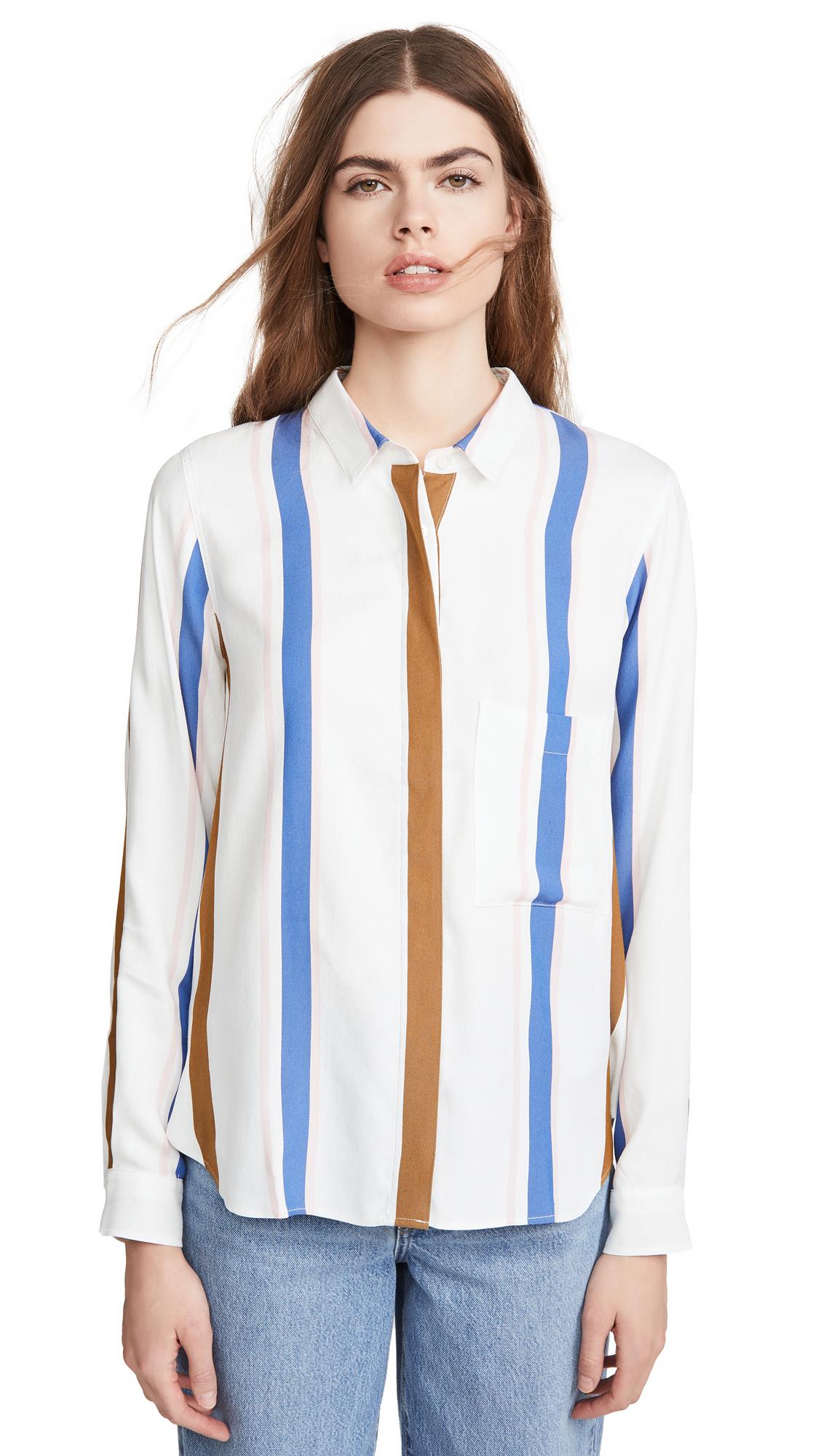 Closed Hailey Button Down Shirt - 30% Off Sale
