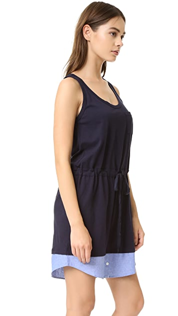 Clu Clu Too Shirttail Dress