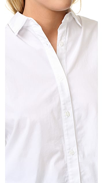 Clu Shirt with Tie Detail