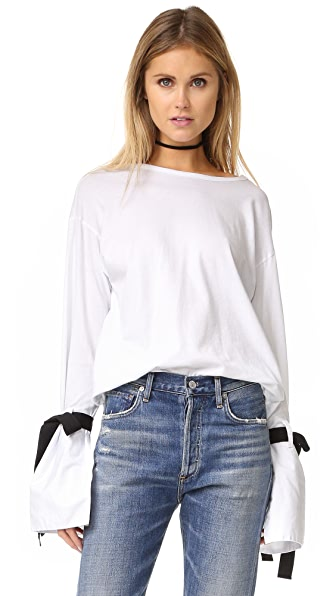 Clu Bell Sleeve Top