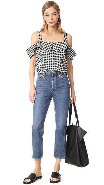 Clu Off Shoulder Shirt