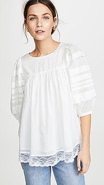 c48069b3e97e4a Stylish White Lace Blouses