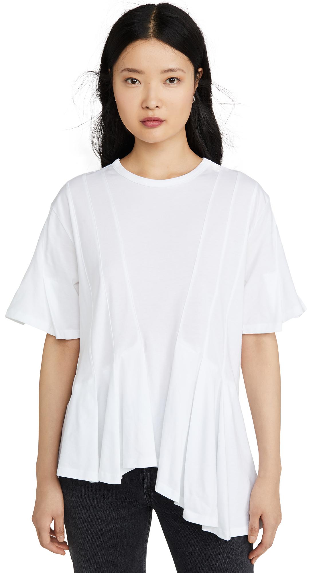 Buy Clu online - photo of Clu Asymmetrical Paneled Top
