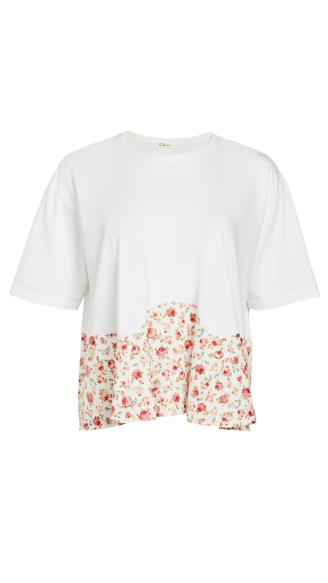 Clu Short Sleeve Swing Top