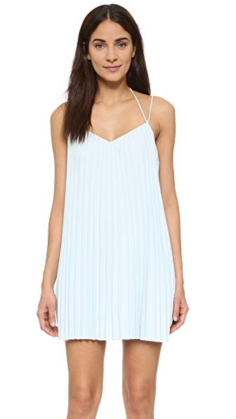 Club Monaco Plumina Dress - Morning Sky