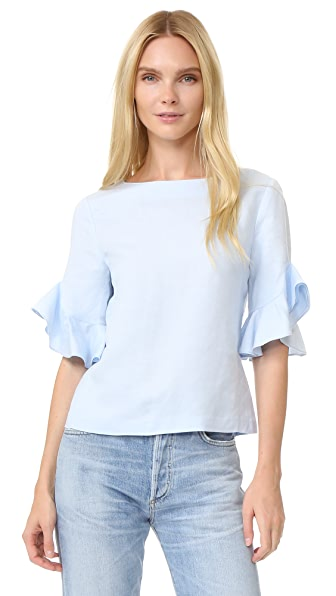 Club Monaco Hatleth Top