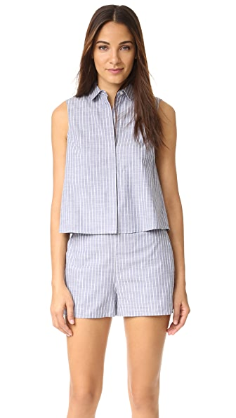 Club Monaco Hensley Romper