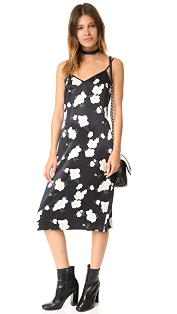 Club Monaco Elizabella Slip Dress