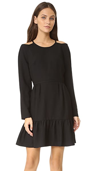 Club Monaco Sandraya Dress - Black