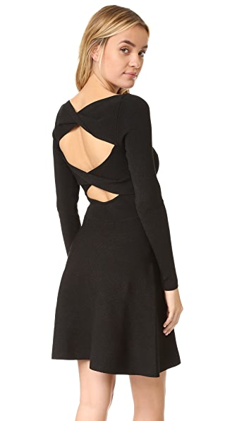 Club Monaco Shinaede Dress - Black